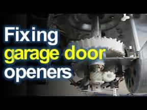 Liftmaster Garage Door Won T by Craftsman Liftmaster Garage Door Opener Won T Open Or