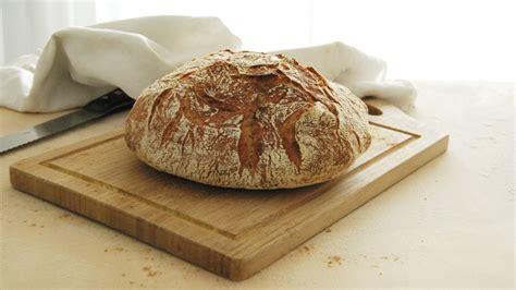 fare il pane integrale in casa pane integrale senza impasto ricetta unadonna