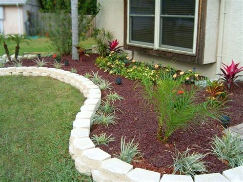 Garden Bed Design Ideas Flower Bed Design Ideas Around Deck Woodguides