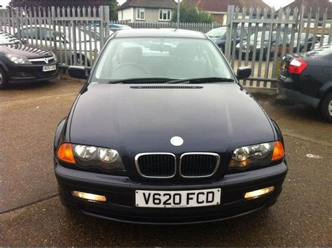 download car manuals 2000 bmw 3 series security system used bmw 3 series 2000 manual petrol 318i se 4 door blue for sale uk autopazar