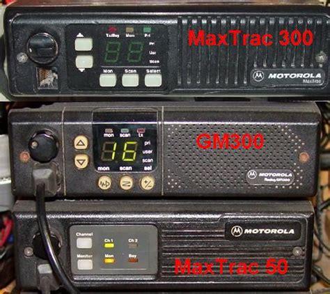 Konektor Motorola Gm 300 gm300 information page