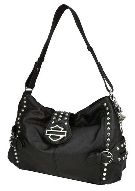 Harley Davidson Bag harley davidson womens black leather rider berlin shopper tote bag rd6298l black ebay