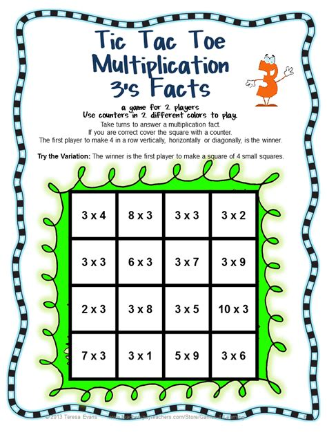 printable games algebra free printable multiplication games worksheets printable