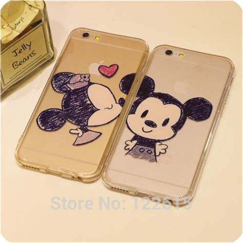 Silikon Disney Universal 6 8in 7 In aliexpress buy for iphone 6 plus 5s 5 silicon