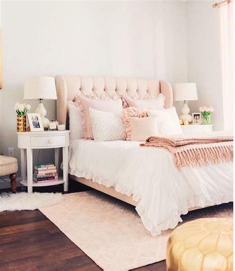 blush bedroom ideas best 25 rose gold bed ideas on pinterest bedroom ideas