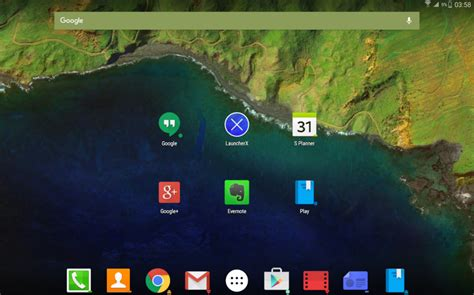 stock android launcher launcher x app review an enhanced stock android launcher you need to check out androidguys