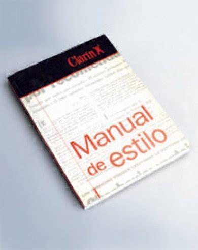 manual de estilo de manual de estilo clar 237 n grupo clar 237 n