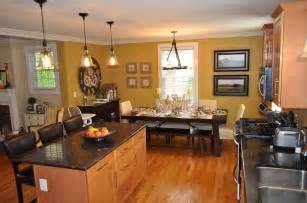 room cool open concept kitchen ideas