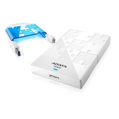 Hardisk External Adata adata s dashdrive hv610 usb 3 0 external drive debuts softpedia