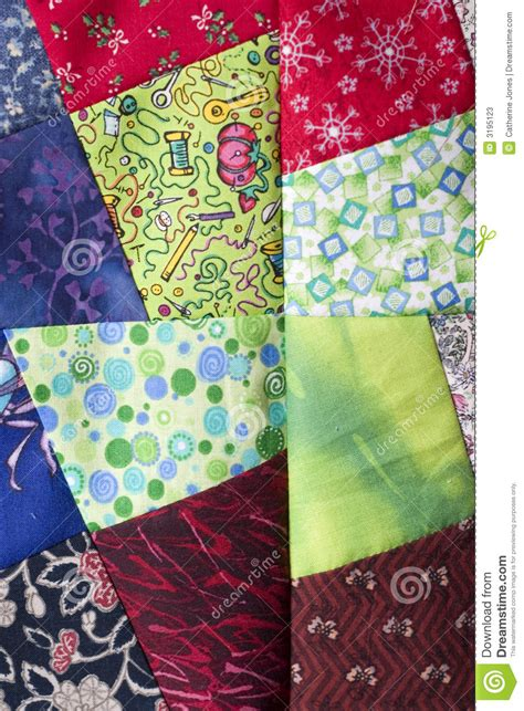 Patchwork Quilt Squares - patchwork squares for quilt stock image image of