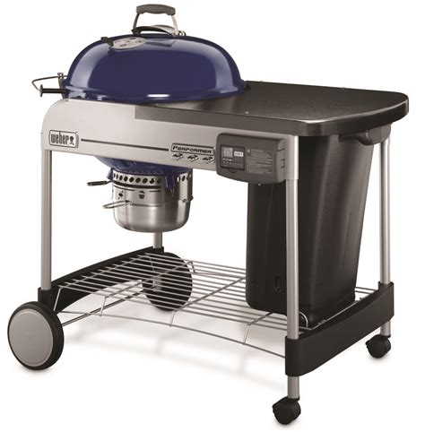 weber grills weber performer charcoal grill pollocks bbq