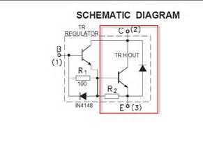 modifikasi transistor horizontal belajar servis elektronik