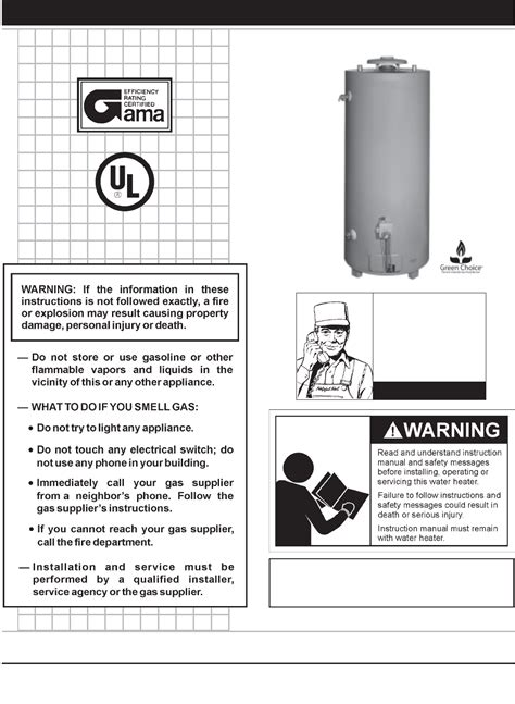 reliance water heater wiring diagram image collections