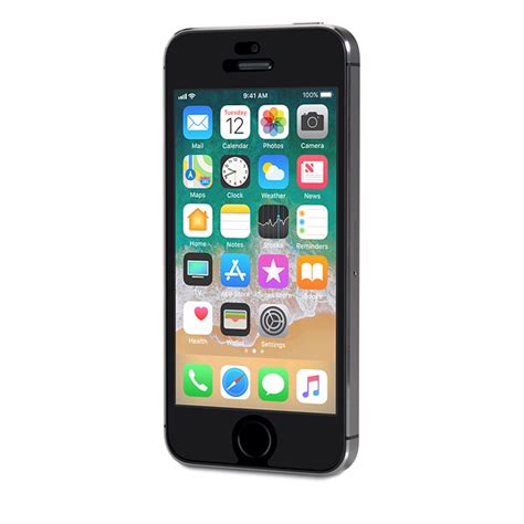 Gaming Guru Iphone 5 5s 5se tech21 impact shield with anti glare for iphone 5 5s se