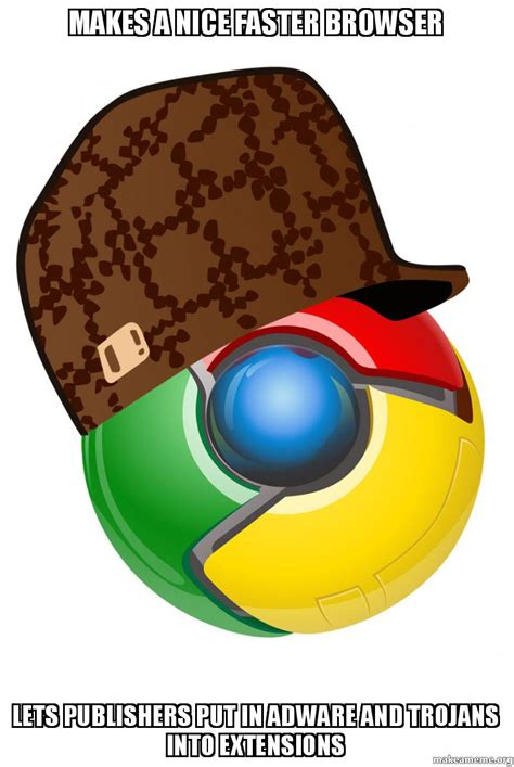 nice faster browser lets publishers put  adware