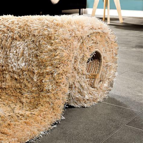 beige fluffy rug rug shaggy pile plain fluffy sparkling in beige carpets