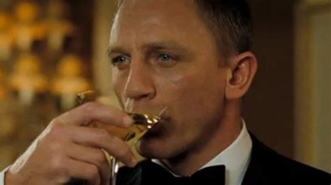 james bond martini secrets behind james bond revealed on 60th anniversary of