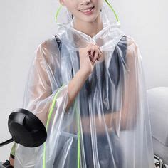 Jo In Raincoat M 1000 ideas about pvc raincoat on hooded