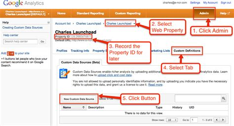 google upload images upload click and cost data to google analytics using excel