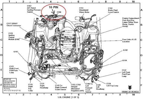 1998 Ford Explorer Engine by 1998 Ford Explorer Engine Wiring Diagram Ford Diagram
