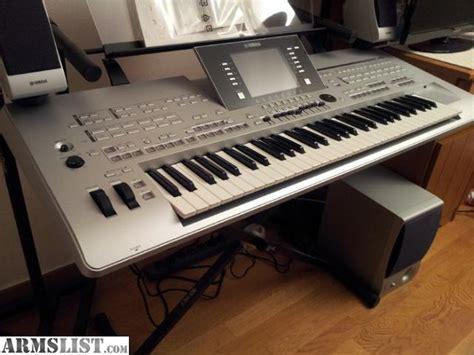 Keyboard Yamaha Psr S950 Di Bali armslist for sale yamaha tyros 4 keyboard korg pa3x pro