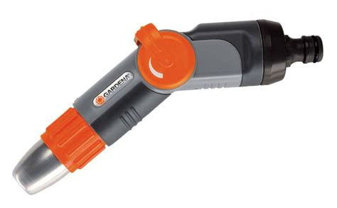 gardena metal hose nozzle the home depot canada