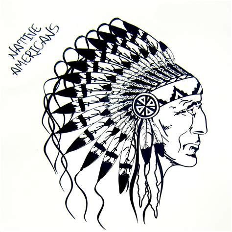 aliexpress com buy 1pcs fake tatoo native american