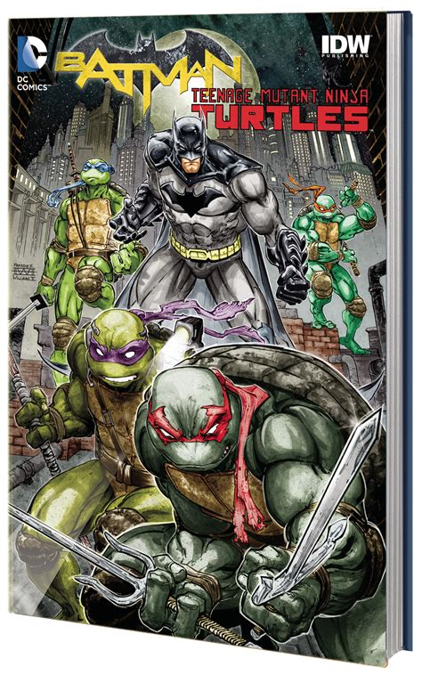 apr160380 batman mutant turtles hc