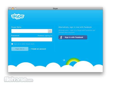 skype  mac    latest version
