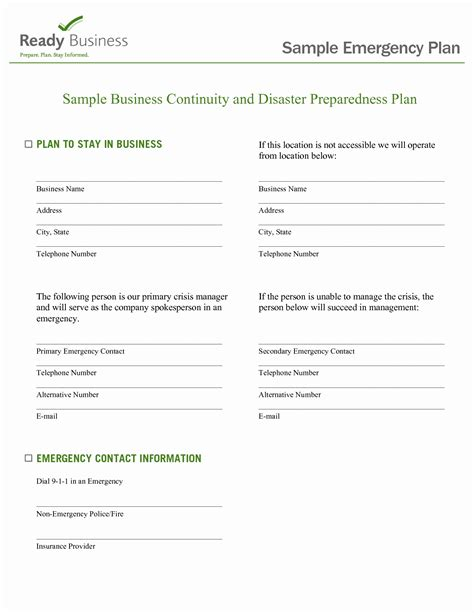 home disaster plan beautiful spill response plan template gallery exle