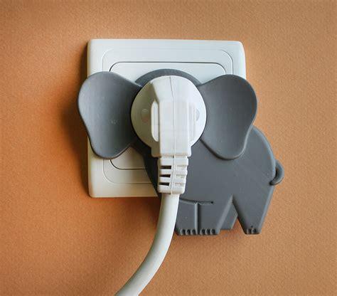 designboom elephant いろんなお鼻を付けてみよう ゾウのコンセント elephant in the room kawacolle