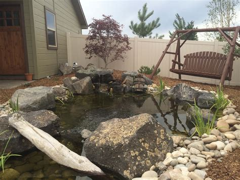 pond preserve water feature blue ribbon landscaping