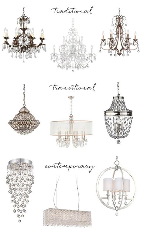 Different Chandeliers Best 25 Transitional Style Ideas On Pinterest