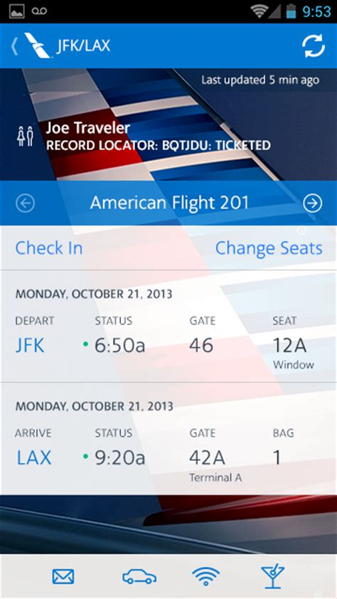 aa app for android american airlines android apps on play