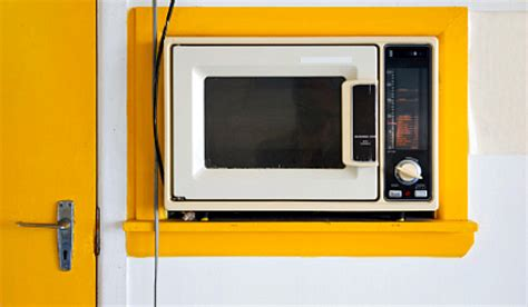 Weekend Models And A Dvd In A Microwave by Retro Appliances When Vintage Turns Modern