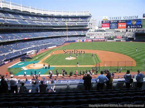 yankee stadium section 216 new york yankees yankee stadium section 216
