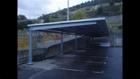 hacer cobertizo para coche construcci 243 n de marquesinas para parking youtube