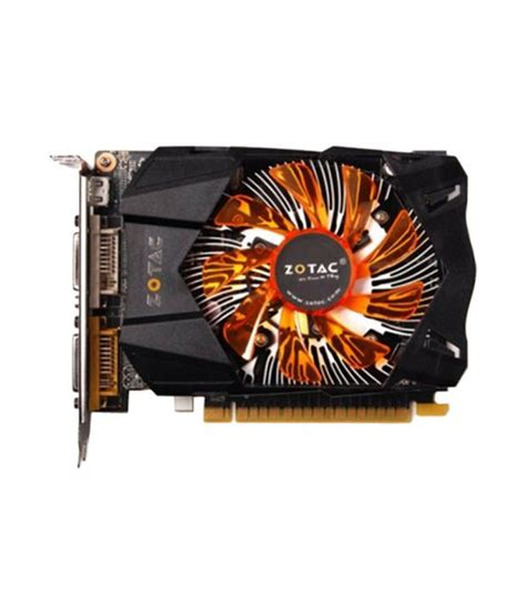 Gfx Card Zotac Nvidia Gtx 650 zotac nvidia gtx 650 ti 1 gb gddr5 graphics card buy zotac nvidia gtx 650 ti 1 gb gddr5