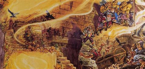 the color of magic discworld discussions the colour of magic 1983