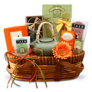 Giftbasket Com A Time For Tazo Tea Gift All About Gifts Amp Baskets