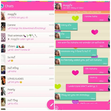 Cute Whatsapp Themes For Android | my cute fonts shake it whatsapp plus theme android only