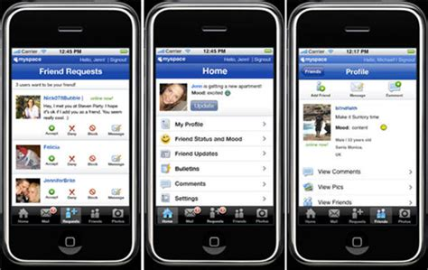 facebook mobile application super fast applications for your ipad and iphone all new
