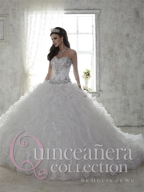 house of wu house of wu 26808 stunning quinceanera dress french novelty
