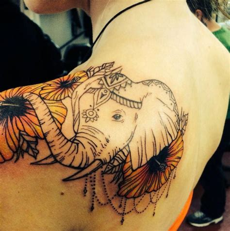 elephant tattoo dream meaning 17 best images about tattoos and piercings on pinterest