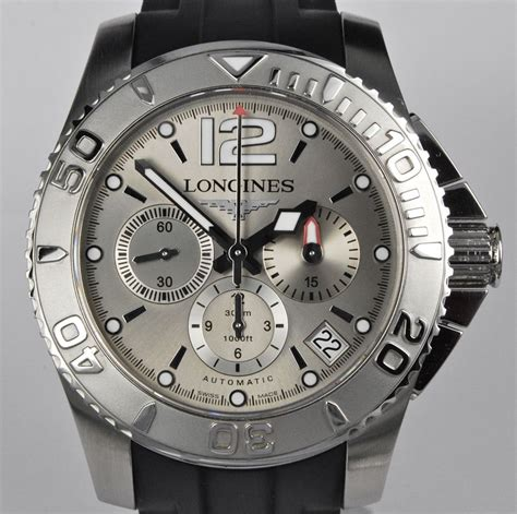 Buy Longines Hydroconquest Chronograph Automatic L3.665.4.76.2