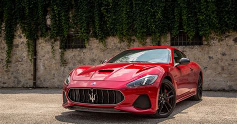 gran turismo maserati 2018 2018 maserati gran turismo review the v8 that s