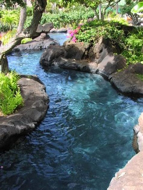 how to make a lazy river in your backyard amazing lazy river pool ideas that should you make in home