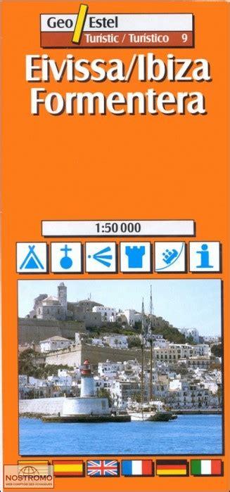 0004488962 carte touristique ibiza and ibiza formentera 09 carte touristique nostromoweb