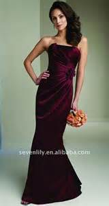 wine colored bridesmaids dresses wine colored bridesmaid dresses