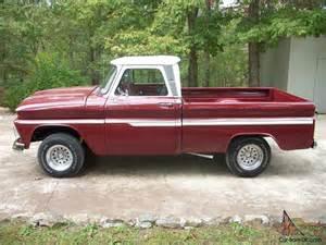 1965 chevy c10 truck swb
